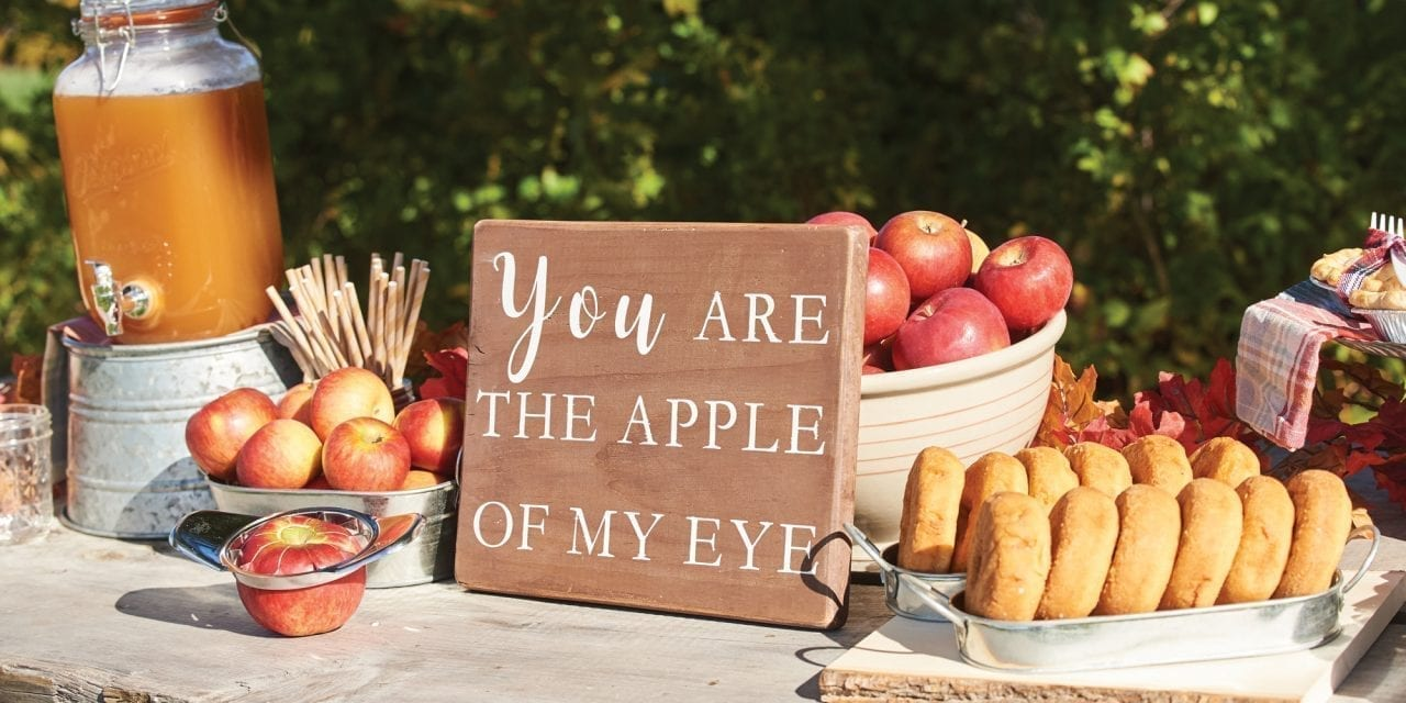 Apple of my eye….. (click here to see more)