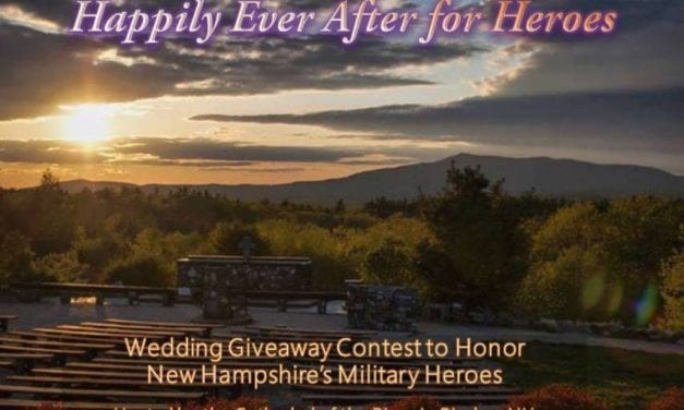 Hero's Wedding Giveaway Contest