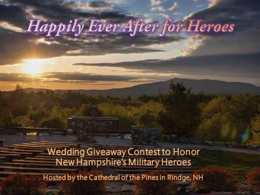 Hero's Wedding Giveaway Contest