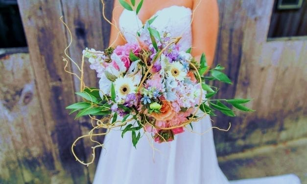 Creative Gardens Wedding Flowers