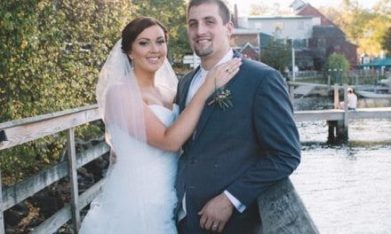 Paige Cormier & Tyler Thurber